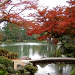 Melt Your Blues Away In Japanese Gardens