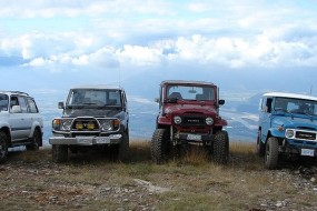 Top Five Off-Roading Destinations for 2014