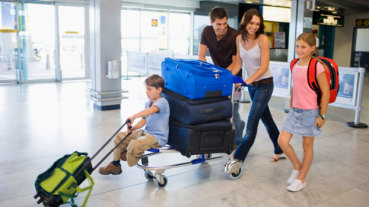 5 Things to Pack When Traveling With Kids