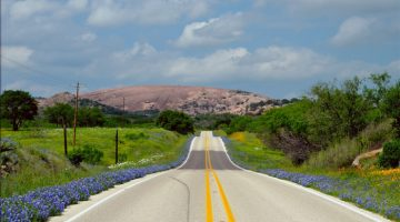 The Best Road Trip Destinations In Texas