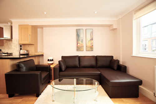 serviced apartment